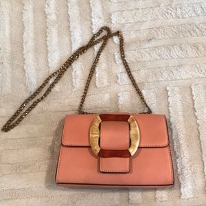Brand new coral bag